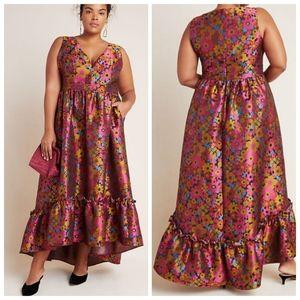 Anthropologie Hutch Rosario Maxi Dress